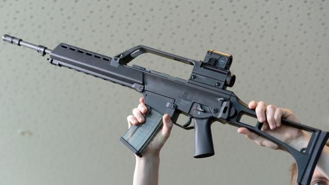 Deutsche Rüstungsexporte