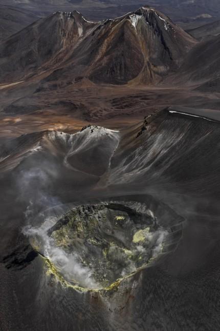 Geowissenschaften Vulkane