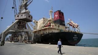 Hafen von Hudaida