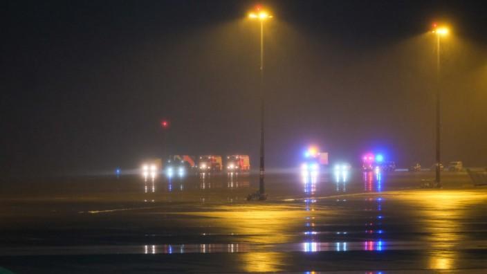 Flugverkehr am Flughafen Hannover nach Zwischenfall eingestellt