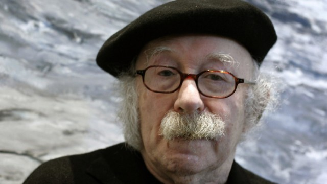 Schriftsteller Edgar Hilsenrath wird 80