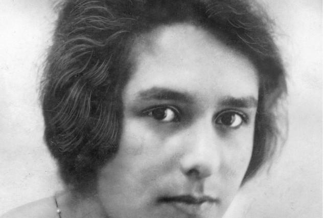 Erika Mann, 1927