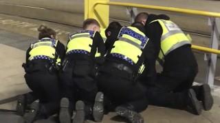 Messerattacke in Manchester - drei Verletzte
