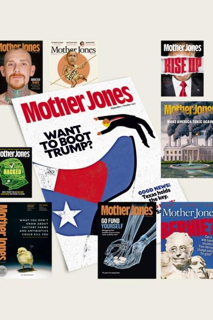 """Süddeutsche Zeitung Medien """"Mother Jones"""""""