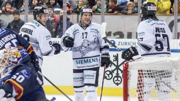HK Metallurg Magnitogorsk - Nürnberg Ice Tigers