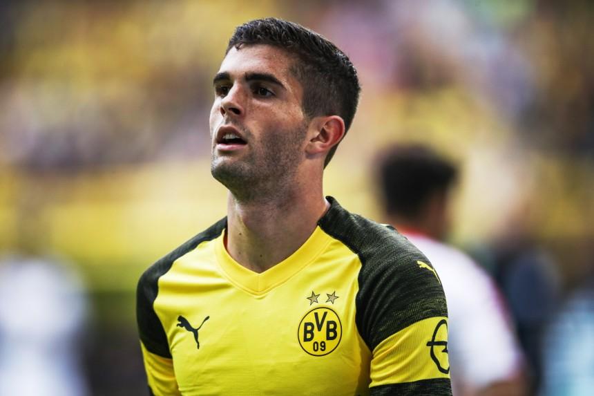 Borussia Dortmund Verkauft Pulisic An Den Fc Chelsea Sport