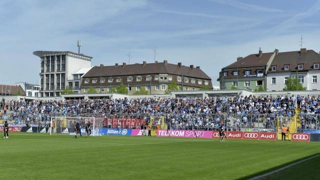 29 04 2018 Fussball Regionalliga Bayern 2017 2018 36 Spieltag FC Bayern München Amateure TSV 18
