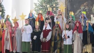 Die Sternsinger von Christkönig