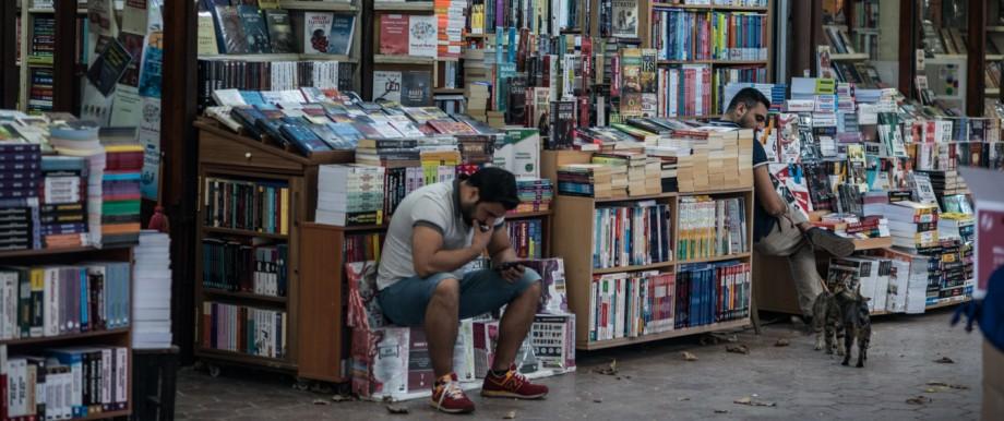 Literatur Türkei