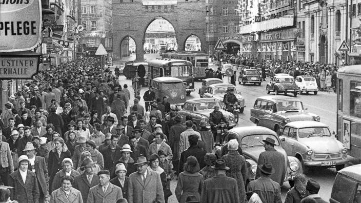 München Neuhauserstrasse 1960
