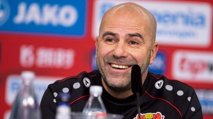 Vorstellung Peter Bosz bei Bayer Leverkusen