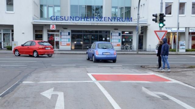 Karlsfeld Sicherheit im Straßeverkehr