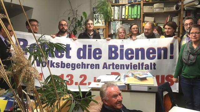 """Freising """"Rettet die Bienen"""""""