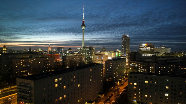 Views Of East Berlin