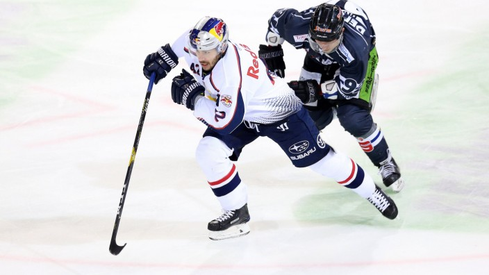Ice hockey Eishockey DEL Straubing vs RB Muenchen STRAUBING GERMANY 06 JAN 19 ICE HOCKEY DEL; Eishockey