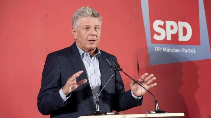 SPD München Dieter Reiter