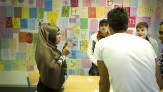Olching: GYMNASIUM - Erste Alphabetisierungsklasse