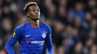 Callum Hudson-Odoi vom FC Chelsea im Spiel gegen PAOK