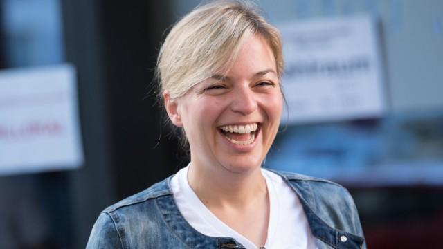 Landtagswahl in Bayern - Stimmabgabe Schulze