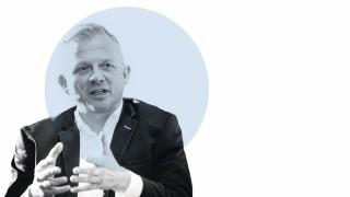 Matthias Kröner / Fidor-Bank / Nahaufnahme