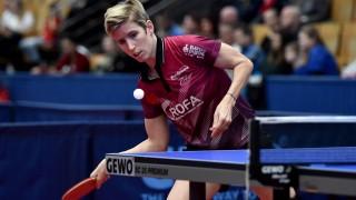 Buderus Final Four der Damen am 06 01 2019 im Spotforum in Berlin Halbfinale zwischen TTG Bingen
