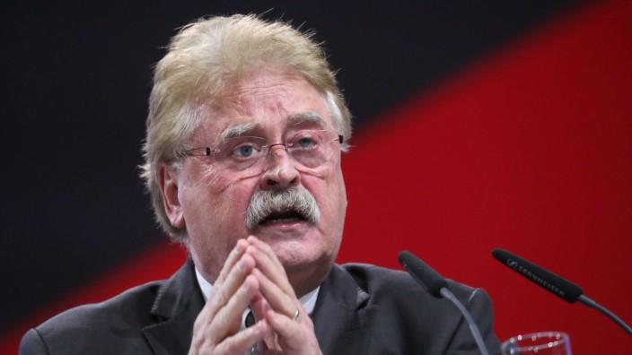 Elmar Brok (CDU) 2018 in Hamburg