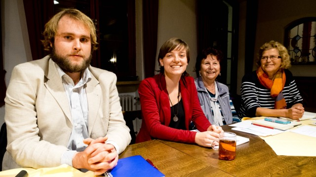 GRÜNE MdB Kandidatin Anna-Maria Lanzinger