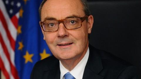David O'Sullivan, EU-Botschafter in Washington