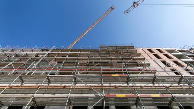 Die Immobilienpreise im Münchner Umland sind von Frühjahr bis Herbst 2018 weniger stark gestiegen wie bisher.