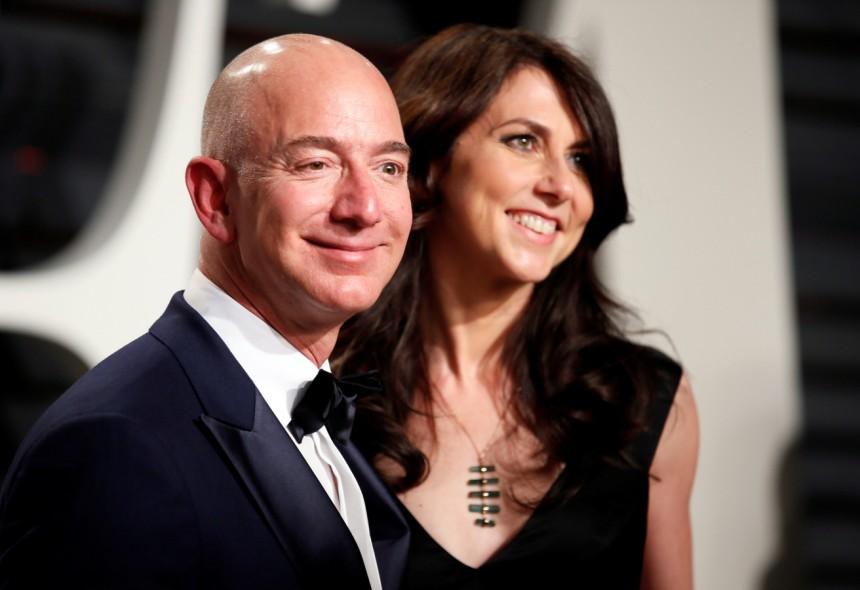 Amazon Gründer Jeff Bezos Lässt Sich Scheiden Panorama