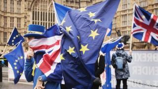 Anti-Brexit-Protest in London
