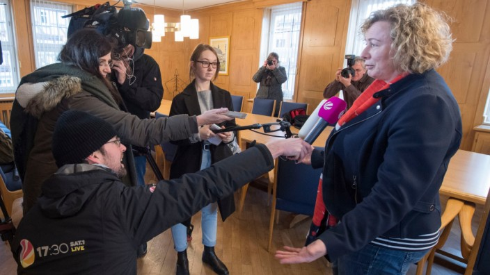 Bürgermeisterin von Homberg Ohm
