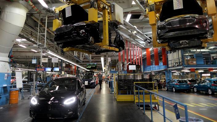 Ford Produktion Köln
