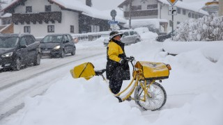 Schneefälle Bad Tölz-Wolfratshausen Wetterlage