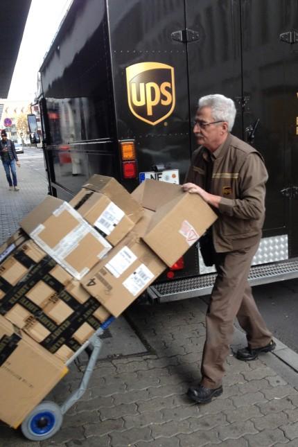 Paketdienste Paketdienste
