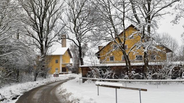 Kinder und Familie in München Unterricht auf dem Land