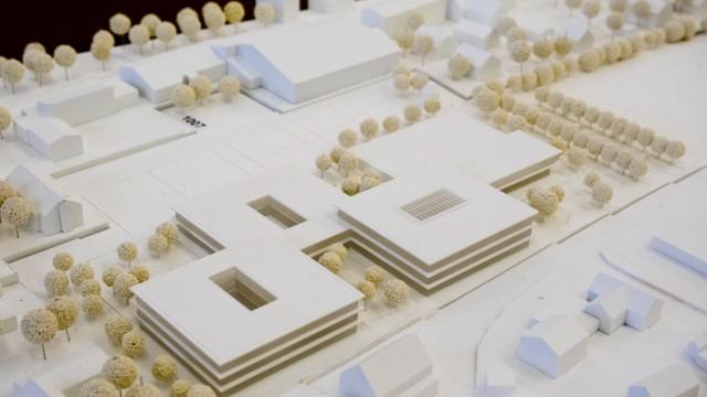Architekturwettbewerb Neues Schulzentrum Markt Schwaben