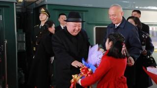 Süddeutsche Zeitung Politik Kim Jong-un in China