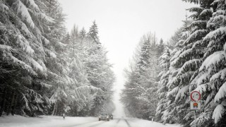 Aying Schneefälle