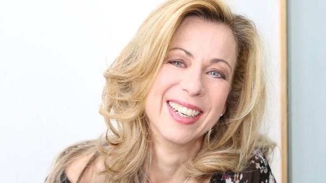 Sängerin Rita Kapfhammer Sopran