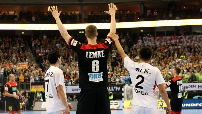GER, Handball WM 2019, Deutschland vs. Korea