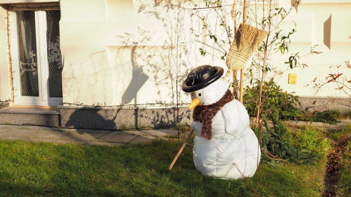 Wetter Ich Bin Ein Schnee Idiot Gesellschaft Süddeutschede