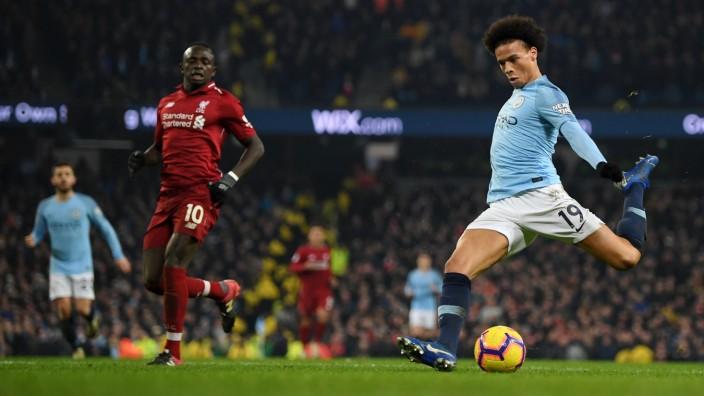 Manchester City v Liverpool FC - Premier League; England-Transfers