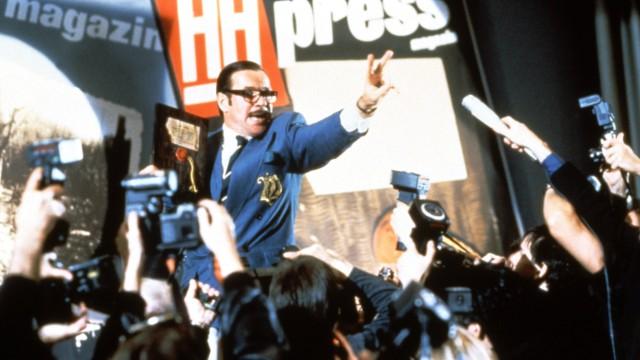 WDR DR SCHTONK SCHTONK de Helmut Dietl 1992 ALL avec Gotz George hysterie foule celebrite s