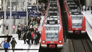Lokführer fahren Züge energiesparend