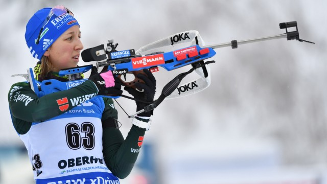Biathlon Weltcup Oberhof