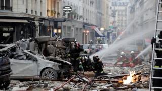Unglück und Unfall Paris
