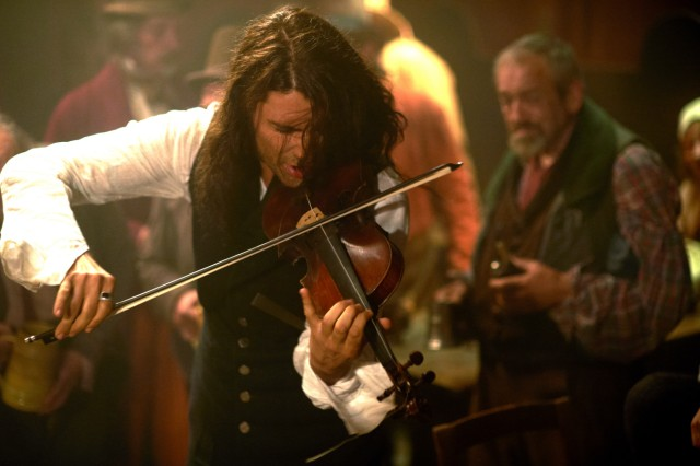 "David Garrett als ´Teufelsgeiger"" Paganini"