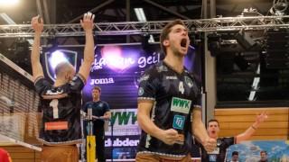 Tim PETER 4 HER Volleyball TSV Herrsching HER TV Rottenburg ROT Bundesliga Vorrunde S