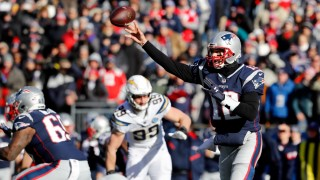 NFL: AFC Divisional Playoff-Los Angeles Chargers at New England Patriots